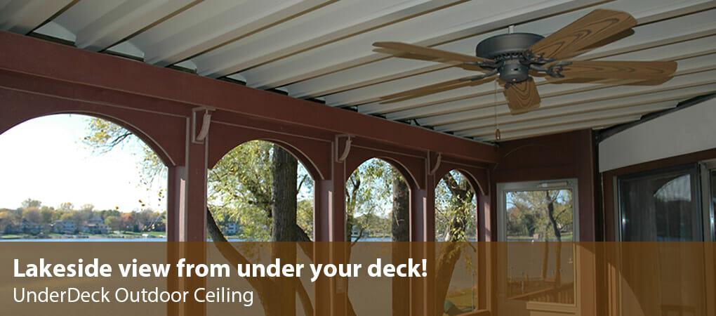 Underdeck Under Deck System Dry